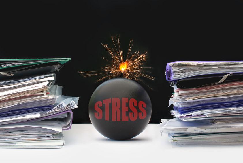 Conséquences du stress professionnel | Enquête et Opinion
