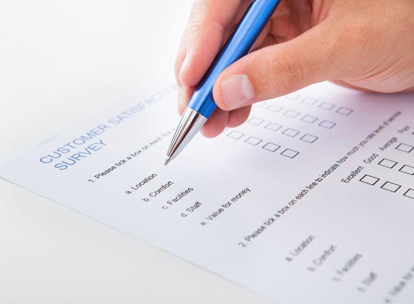Questionnaire baromètre | Enquête et Opinion